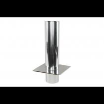 Przedłużenie komina - 1000mm - jednościenne